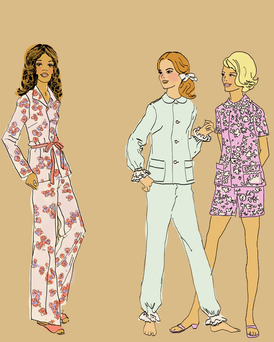 pajama-girls
