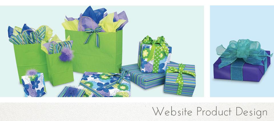 anchor gift wrap